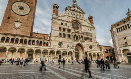 Cremona: violino, Torrazzo, torrone e…