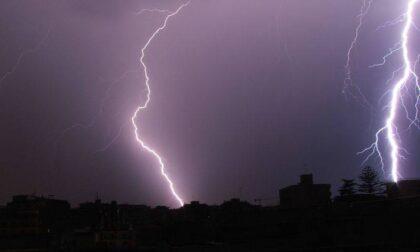 Torna il maltempo in Veneto, attesi rovesci e temporali: temperature giù