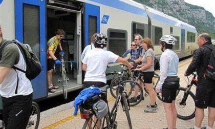 """""""In treno in bici"""", anche nel 2020 prosegue l'iniziativa della Regione Veneto"""