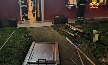 Arre, scoppio in una casa per una fuga di gas: un ferito grave