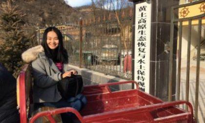 Studentessa di Wuhan si laurea via Skype all'Università di Padova