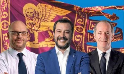 Salvini stasera al PalaGeox, la contromanifestazione delle Sardine al Portello