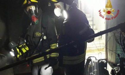Tragico incendio a Trebaseleghe: morto un uomo di 70 anni