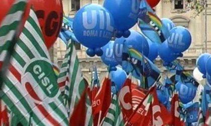 Primo maggio: i sindacati in piazza a Padova
