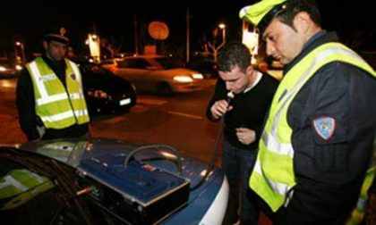 Piombino Dese: ubriaco al volante, scatta il ritiro della patente
