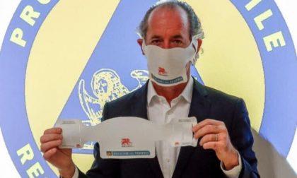 Due milioni di mascherine ai veneti in arrivo: saranno distribuite gratuitamente