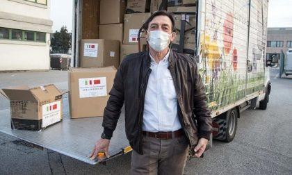 Guangzhou regala 300mila mascherine alla città di Padova