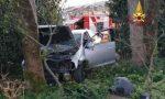 Cittadella: 2 feriti nello scontro fra due auto