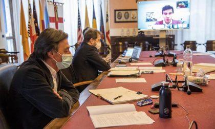 Padova, primo consiglio comunale in streaming della storia