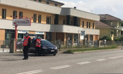 Domenica di controlli per i Carabinieri sulle strade padovane