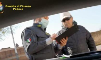 Controlli anticoronavirus, la Guardia di finanza becca un falso invalido a Este