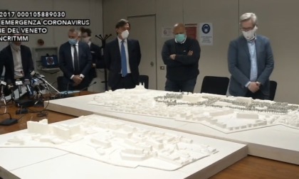 """Zaia: """"Non erano frottole"""":  due nuovi ospedali sono realtà"""