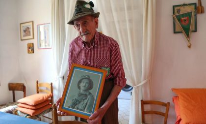 Alpini in lutto: addio a Giovanni Pettinà, a 106 anni era il più vecchio d'Italia!