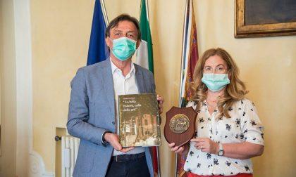 Padova, il sindaco Giordani riceve il nuovo questore