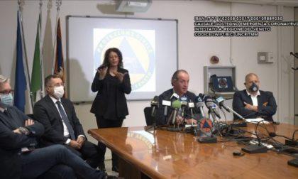 """Veneto Regione Covid-free, Zaia: """"Certificheremo ai turisti che la situazione è sotto controllo"""""""