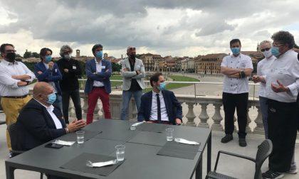 #Padovanonsiferma, ieri l'incontro con l'assessore Marcato