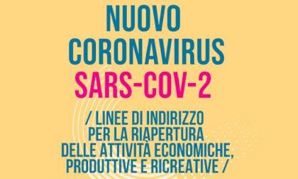 Regione Veneto: linee di indirizzo per la riapertura delle attività economiche e produttive