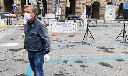 Padova, il grido di dolore dei commercianti per il 1 maggio senza lavoro VIDEO