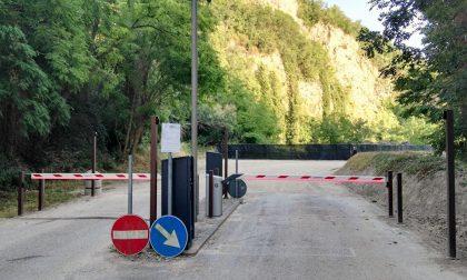 Monselice: torna fruibile per il pubblico il parcheggio di Cava della Rocca