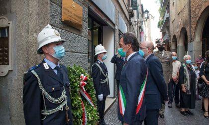 Padova, il sindaco Giordani ricorda l'assassinio di Giuseppe Mazzola e Graziano Giralucci