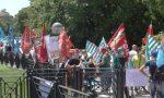 """La protesta degli infermieri a Padova: """"Eroi già dimenticati"""""""