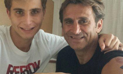 La toccante lettera del figlio Niccolò ad Alex Zanardi