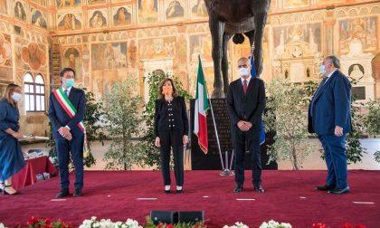 Giordani e Casellati consegnano le Onoreficenze della Repubblica ai padovani che si sono distinti
