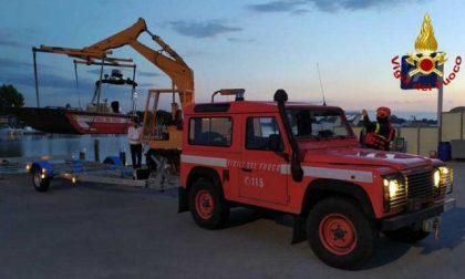 Con l'auto dentro al Brenta a Chioggia: muore un 49enne di Este