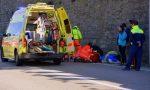 Furgone contro un albero: 34enne di Saletto muore sul colpo