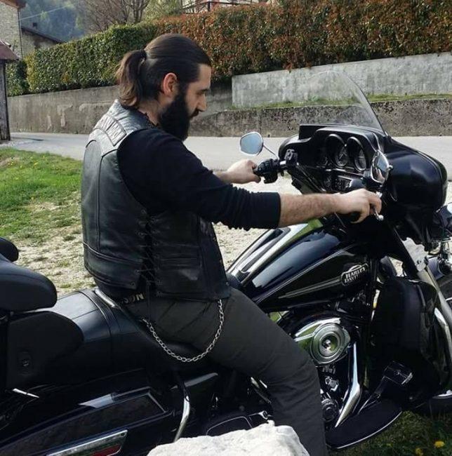 """Fontaniva piange Luca Sgarbossa, """"tradito"""" dalla sua Harley domenica a Cittadella"""