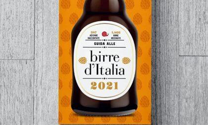 """Tutti i brand d'eccellenza nella """"Guida alle birre d'Italia 2021"""""""