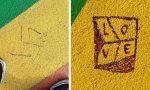 """Svastica sull'arcobaleno, Comitato Padova Pride: """"Gesto, incivile e privo di fantasia"""""""