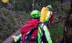 Escursionista padovano soccorso alla Calà del Sasso