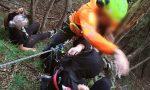 Monte Grappa, coppia padovana recuperata ieri sera dal Soccorso alpino