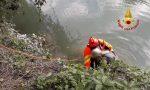 Attimi di paura a Vigodarzere: cade nel Brenta mentre pedala lungo l'argine, soccorsa