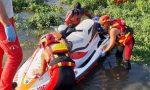 Recuperato il cadavere di un'anziana nel Canale Battaglia, era scomparsa da giorni
