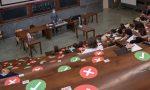 Gli studenti universitari sono tornati a frequentare le lezioni in sede nel rispetto delle norme anti Covid