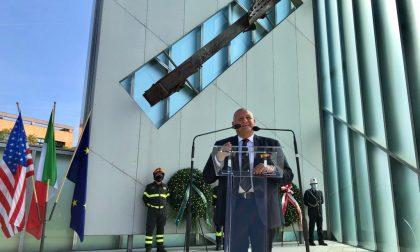 """Commemorazione 11 settembre, Marcato: """"Data che ci impone di non venire meno ai valori della società"""""""