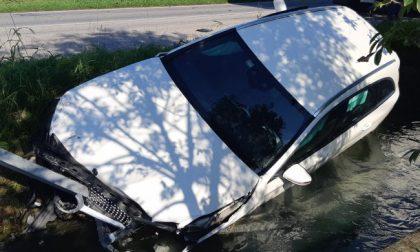 Incidente a catena a Schiavonia, coinvolto anche un 51enne di Loreggia