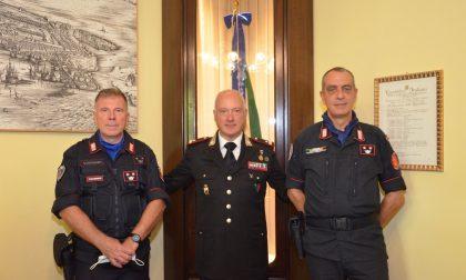 """Carabinieri, arriva dalla Laguna il nuovo Capo ufficio della Legione """"Veneto"""" di stanza a Padova"""