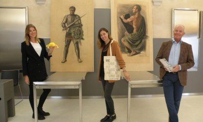 Achille Funi, recuperate due opere del pittore futurista: merito di una restauratrice padovana