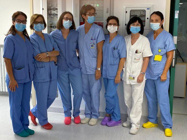 Riaperta la Terapia intensiva neonatale di Camposampiero - FOTO