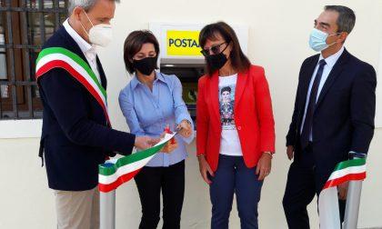 Vo' Euganeo, nuovo Postamat e incontro con il presidente Mattarella per la dipendente di Poste Italiane