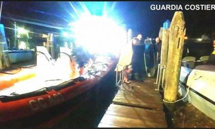 Quattro surfisti padovani salvati in mare a Caorle: il vento li aveva spinti al largo