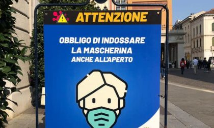 """La Polizia Locale multa 5 persone senza mascherina, Giordani: """"Serve buon senso"""""""