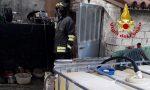 Perdita di gasolio da una cisterna di un'abitazione, intervengono i Vigili del Fuoco