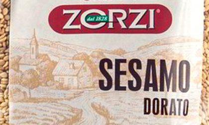 Pesticida nel sesamo dorato Zorzi, prodotto richiamato per rischio chimico