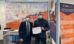 """L'agenzia di viaggi """"05 Viaggi"""" di Padova premiata da ItaliaRimborso al TTG di Rimini"""