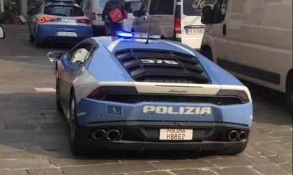 Trasporto eccezionale di organi da Padova a Roma in tempi record con la Lamborghini della Polizia