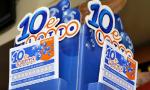 Il 10eLotto premia San Giorgio delle Pertiche: vincita da 50mila euro
